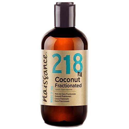 naissance olej kokosowy, frakcjonowanego 250 ML 100% czystej