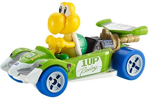 Hot Wheels Mattel GBG85 Mario Kart, Koopa Troopa (Koopa Troopa)