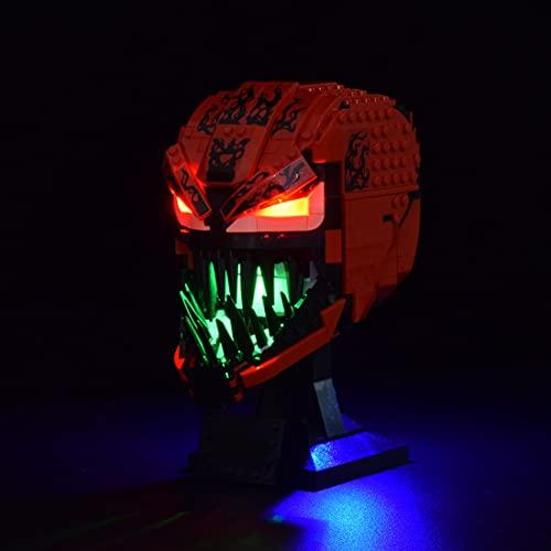 GUDA Led Beleuchtungsset für Lego 76199 Carnage Marvel Spider-Man...