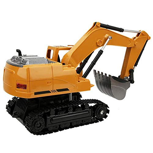 2.4G Drahtlose Fernbedienung Traktor Auto Spielzeug Baufahrzeuge, 1:24 Legierungsbagger RC Truck Toys,...