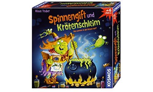 KOSMOS 698652 - Spinnengift und Krötenschleim: Was kommt in den...