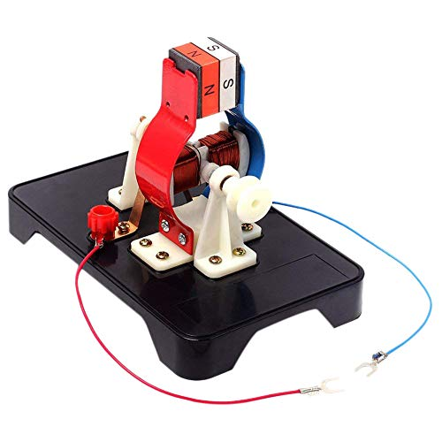 Yaootely DIY Einfache Elektro Motor Modell Montieren Kit für Kinder Physik Wissenschaft Lern Spielzeug