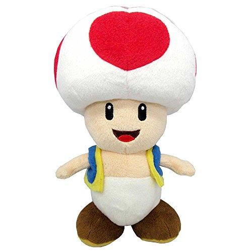 Super Mario Bros – Nintendo 24 cm Toad Plüschfigur
