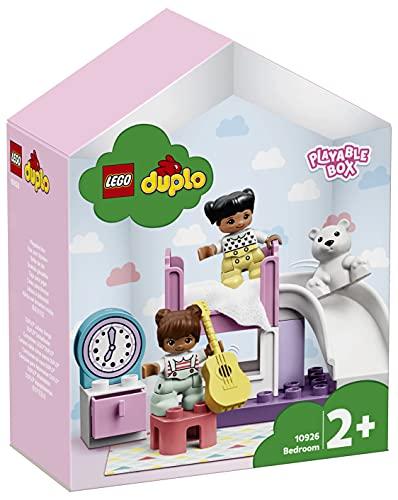 LEGO 10926 DUPLO Kinderzimmer-Spielbox für Kleinkinder ab 2 Jahren,...