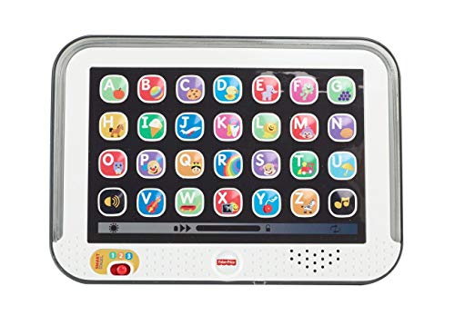 Fisher-Price CDG57 - Lernspaß Tablet Spielzeug, Kindertablet und...