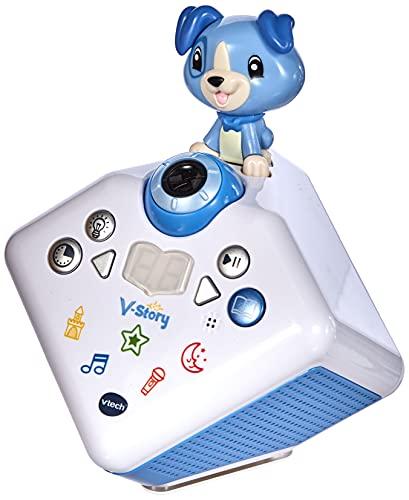 Vtech 80-608074 V-Story, die Hörspielbox, Musik-und Geschichtenbox,...