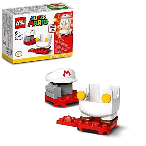 LEGO 71370 Super Mario Feuer-Mario - Anzug, Erweiterungsset, Feuer...