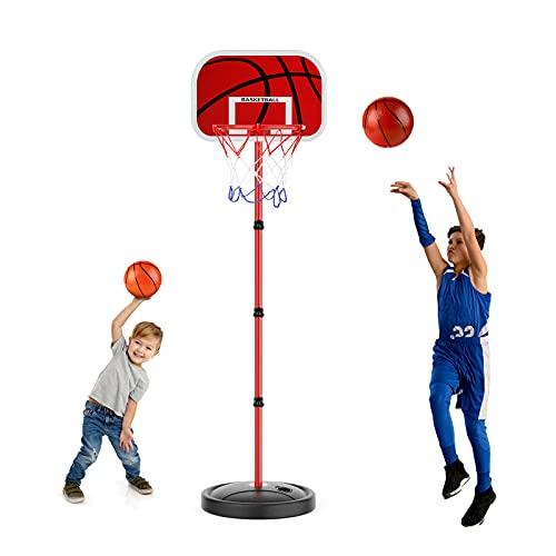 EXTSUD Basketballständer für Kinder,...