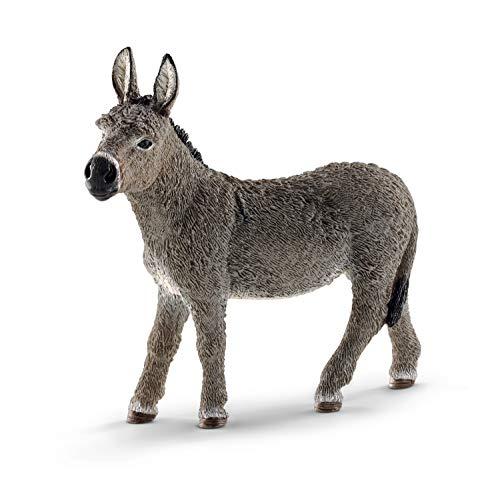 Schleich 13772 FARM WORLD Spielfigur - Esel, Spielzeug...