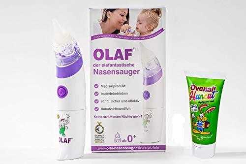 OLAF der elefantastische Nasensauger mit GRATIS...
