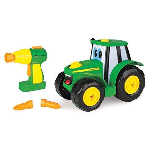 John Deere 46655 Bau-Dir-Deinen-Johnny-Traktor, Kinder...