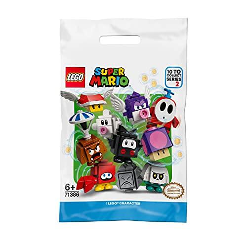 LEGO 71386 Super Mario Mario-Charaktere-Serie 2 Paket, Spielzeug zum...