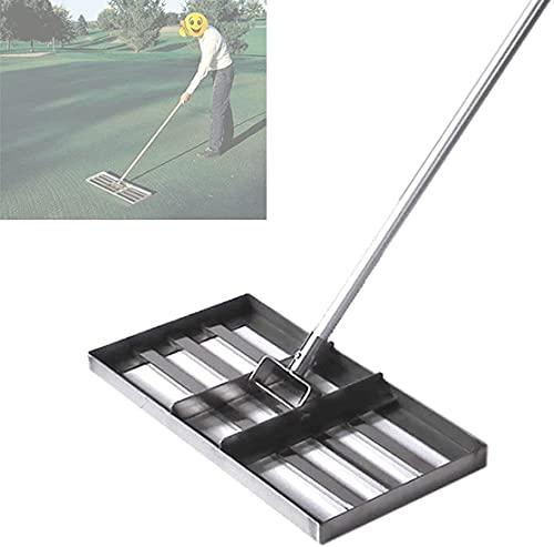 Golf Garden Grass Levelawn Level Lawn, Nivellierrechen mit Edelstahl...