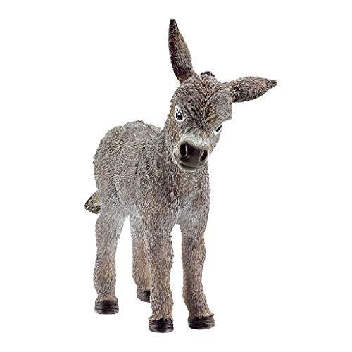 Schleich 13746 FARM WORLD Spielfigur - Esel Fohlen,...