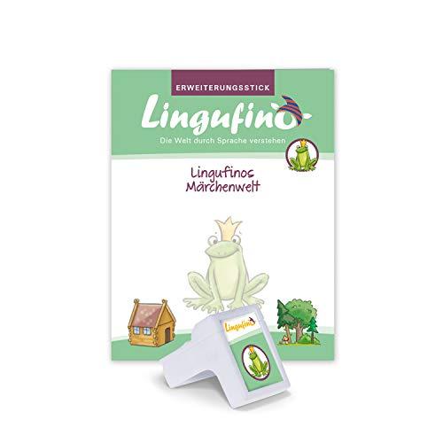 DIALOG TOYS Lingufino Erweiterungs-Set Lingufinos Märchenwelt 1