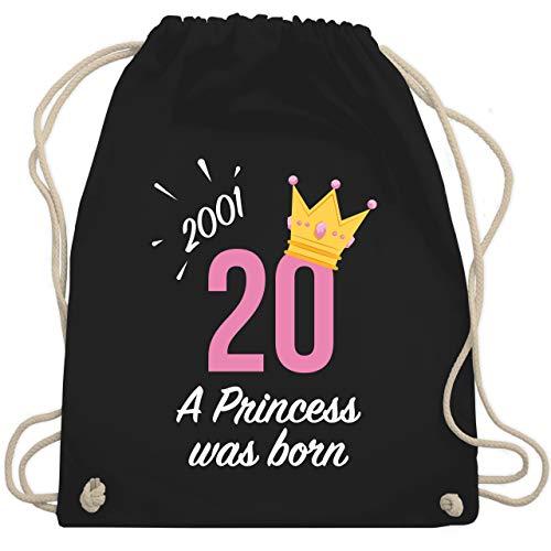 Shirtracer Geburtstagsgeschenk Geburtstag - 20 Geburtstag Mädchen...