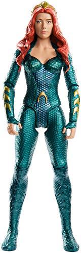 Mattel GmbH FXF92 DC Aquaman Figur, Mera, 30 cm