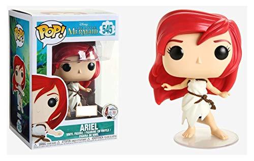 Funko Pop! Disney The Little Mermaid Ariel White Sail Rags Dress...