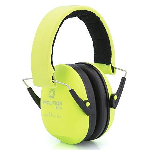 Gehörschutz Kinder und Jugendliche I Lärmschutz Kopfhörer für Kinder + Jugendliche von 3 bis 16 Jahre I...