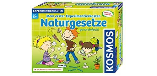 Kosmos 602079 - Mein erster Experimentierkasten, Naturgesetze ganz...