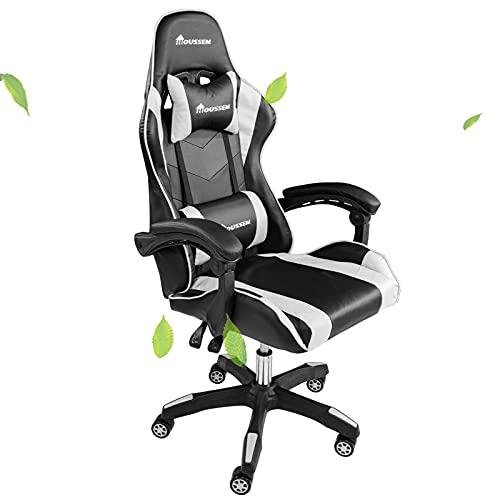 Gaming Stuhl für Erwachsene und Kinder, Computer Drehstuhl mit...