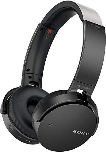 Sony MDR-XB650BT kabelloser Extra-Bass Kopfhörer (Bluetooth, NFC, weiche On-Ear Ohrpolster, hohe...