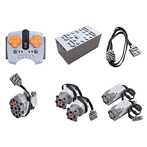 Bybo Technik Power Functions, Technik motoren Set, Technik Batteriebox...