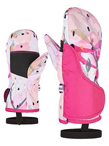 Ziener Baby LUKI MINIS glove Ski-handschuhe/Wintersport, spring flower...