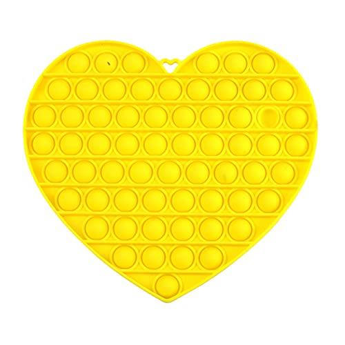 Jingmcdy Push Pop Pop Bubble Fidget Toy Autism ADHD Special Needs...