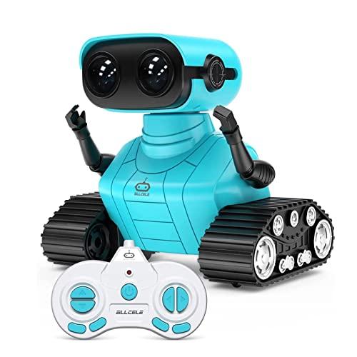 Ferngesteuertes Roboterspielzeug, Wiederaufladbare RC-Roboter für...