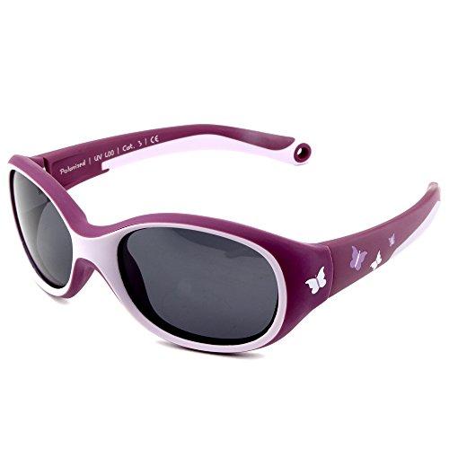 ActiveSol KINDER-Sonnenbrille | MÄDCHEN | 100% UV 400 Schutz |...