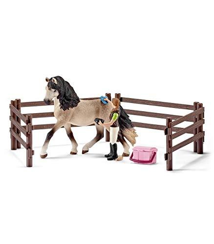 Schleich Pferdepflege-Set Andalusier