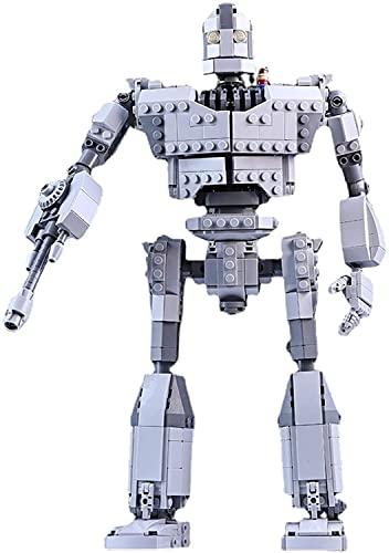 Stahl ?Riesiges Roboter-Baustein-Modell, Superhelden-riesiger...