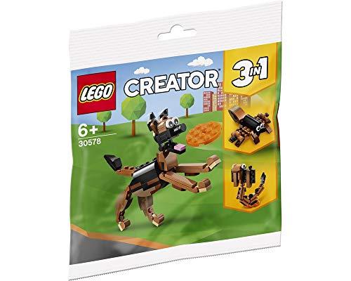 LEGO Creator 30578 Polybeutel-Set, Motiv: Deutscher Schäferhund,...