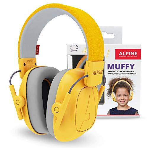 Alpine Muffy Lärmschutz Kopfhörer Kinder - Ohrenschützer Kinder von...