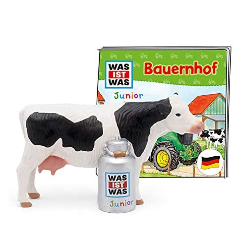 tonies Hörfiguren für Toniebox, was IST was JUNIOR – Bauernhof,...
