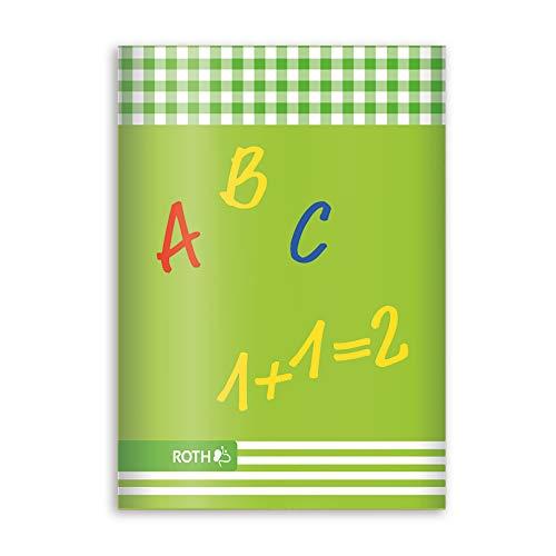 ROTH Muttiheft Hurra Schule A6 64 Seite liniert