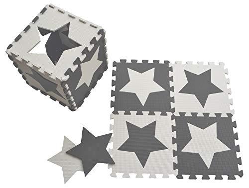 Happykiddoos Puzzlespielmatte 10 Foam Matte. Spielmatte Schaumstoff...