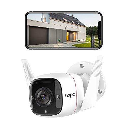 TP-Link Tapo C310 Überwachungskamera Außen, WLAN IP Kamera, 3MP...