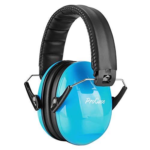ProCase Lärmschutz Schallschutz Kopfhörer Kinder Gehörschutz Ohrenschützer mit verstellbar Kopfbügel für...