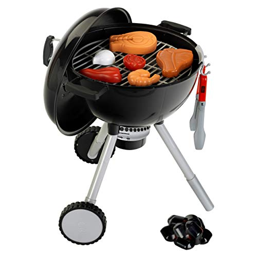 Theo Klein 9466 Weber Kugelgrill One Touch Premium I...