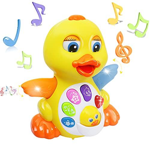 MOONTOY Tanzendes Musik Spielzeug - Musikalisches Lehrreiches...