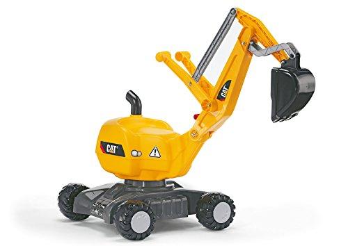 rolly toys | rollyDigger CAT | voll funktionsfähiger...