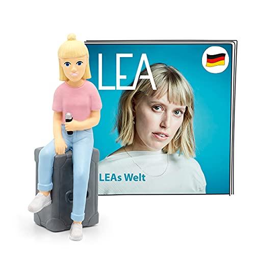 tonies Hörfigur für Toniebox, LEA – Best of LEA,...