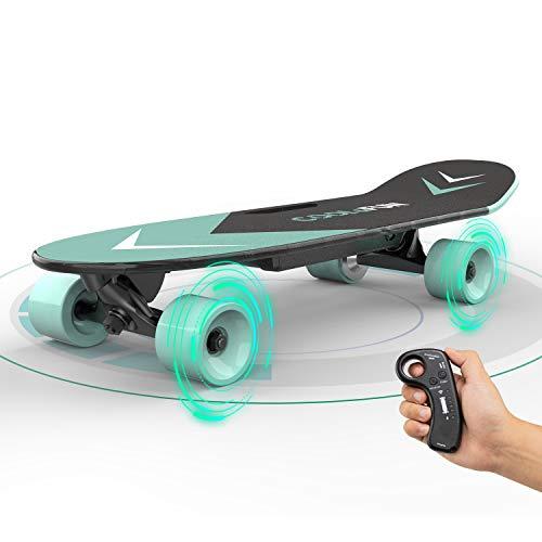Elektrisches Skateboard mit ferngesteuertem Longboard für Kinder und...