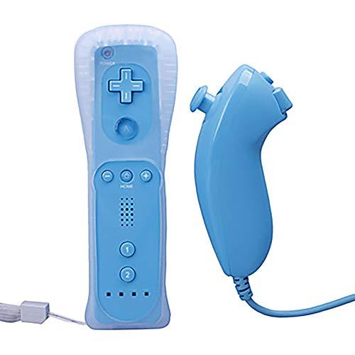 NEWMAN771Her Wii Remote Controller und Nunchuk ,Fernbedienung für Wii...