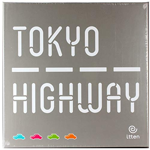 Asmodee; Itten Tokyo Highway (Spiel)