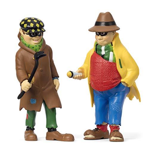 Micki & Friends 44379600 Pippi Langstrumpf Spielfiguren Landstreichern...