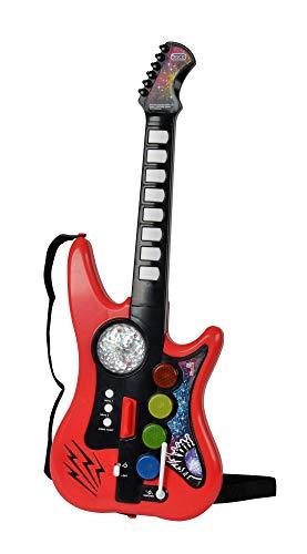 Simba 106834102 106834102-My Music World Disco Gitarre