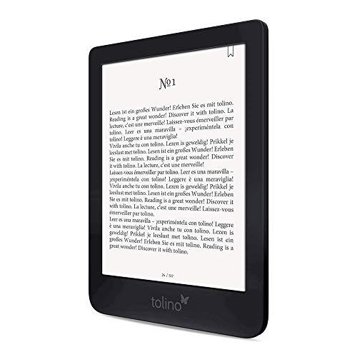 Tolino Shine 3 eBook-Reader Touchscreen 8 GB schwarz - E-Reader (15,2...
